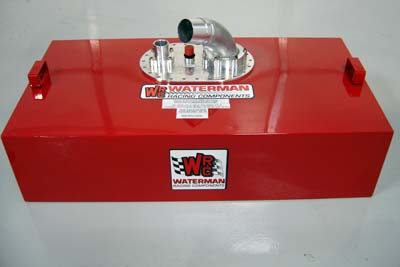 Nascar Fuel Cell Assembly  Waterman Racing
