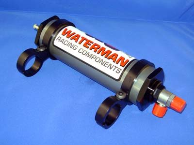 8 Fuel Log with two  2  6 return ports  Waterman Racing